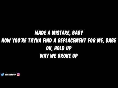 Bryson Tiller - Teach Me A Lesson (Lyrics)
