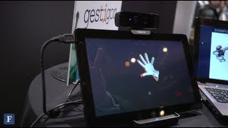 Gestigon Links The Human Skeleton To Apps