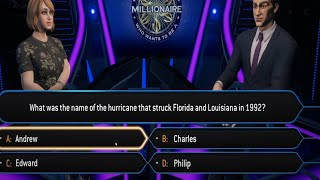 Who Wants To Be A Millionaire Is Easy
