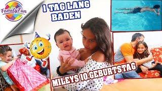 MILEYS 10. GEBURTSTAG 🎉🎈 ohne GESCHENKE und FEIER - Family Fun
