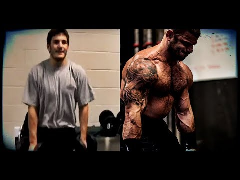 Mat Fraser Transformation From 13 to 28 years