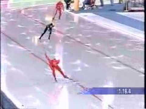 1500 m Skøyter - Lillehammer OL - 16. februar 1994