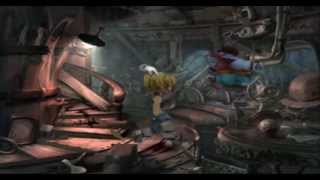 Playing FF9 and trying to fend off tentacle raping monsters. Yup, imagination is running wild.