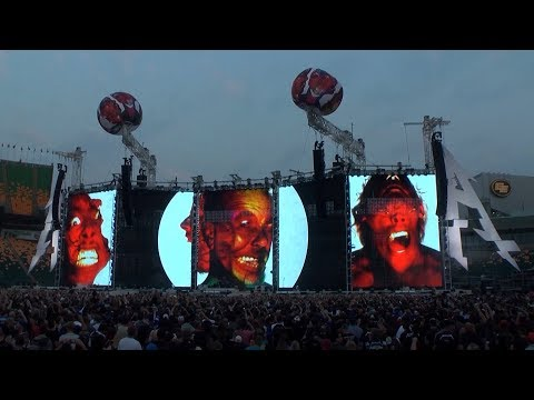 Hardwired (Live - Edmonton, Alberta - 2017) Thumbnail image