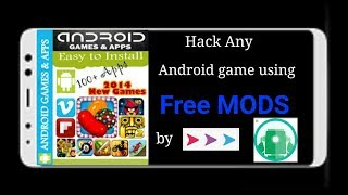 Hack almost any android game without hardwork