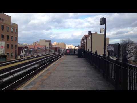 Broadway (N,Q) BMT Astoria Line 2015