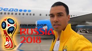 Ich fliege zur FIFA WM 2018 nach Russland