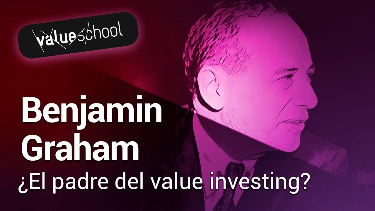 Image result for Los Grandes Inversores: Benjamin Graham - Value School