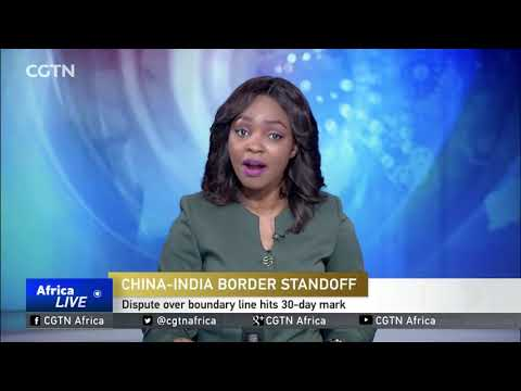 AFRICAN MEDIA ON INDIA CHINA STAND~OFF DISPUTE