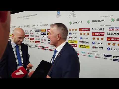 Bob Hartley vs Finnish journalist
