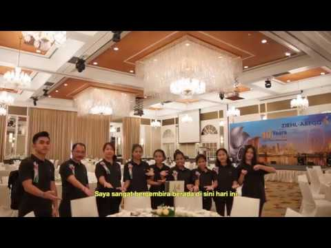 YPU's Performances for PT. Ziehl Abegg in Singapore