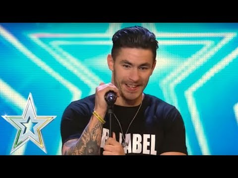 Aaron J Hart blows the judges away with an original song  Auditions Series 1  Ireland&39;s Got Talent