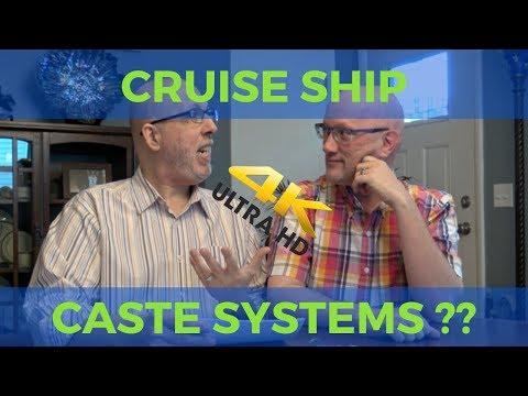 Cruise Ship Caste System ??