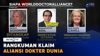 Rangkuman Hoaks, Klaim Aliansi Dokter Dunia soal Covid-19 hingga Sanksi Penggunaan Masker Non-SNI