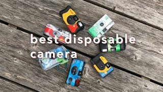 Best Disposable Film Cameras