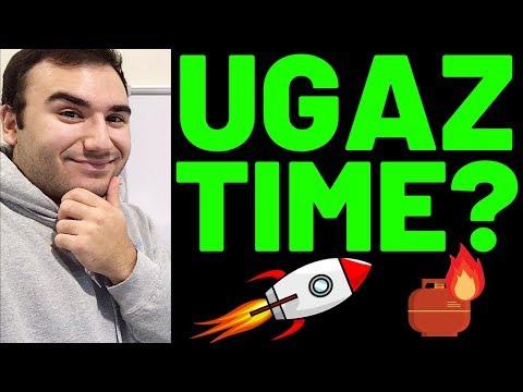 Natural Gas Report Breakdown! | UGAZ Picking up Steam..