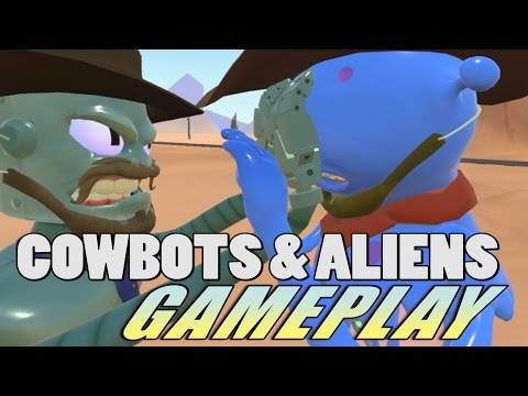 Let's Play Cowbots and Aliens! |