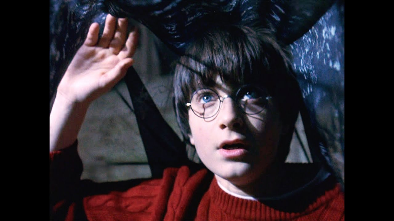Real Harry Potter Invisibility Cloak Youtube