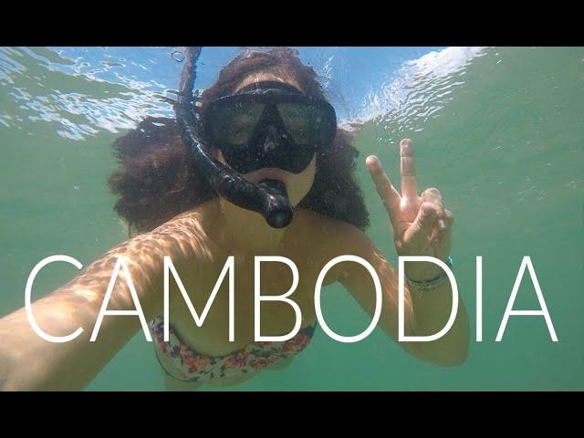 CAMBODIA - November/December 2017 - Gamä trip