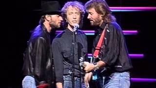 Video Bee Gees - Medley  (Live In Melbourne 1989) download MP3, 3GP, MP4, WEBM, AVI, FLV Juli 2018