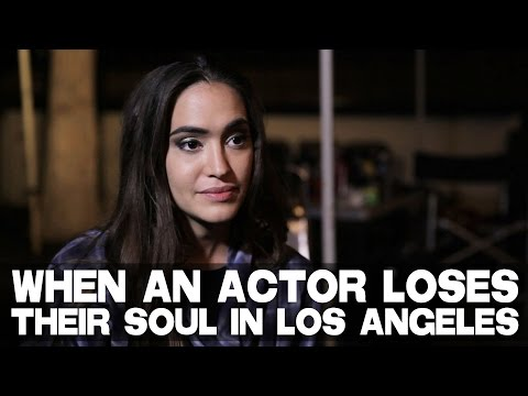 When An Actor Loses Their Soul In Los Angeles by Teri Andrez