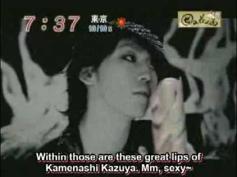 KAT-TUN:Voting for Best Kiss (eng sub)
