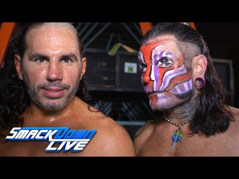 Why have The Hardy Boyz reunited?: SmackDown Exclusive, Feb. 26, 2019