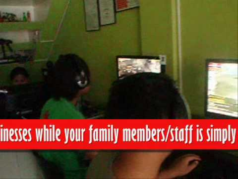 how to open cyber cafe business