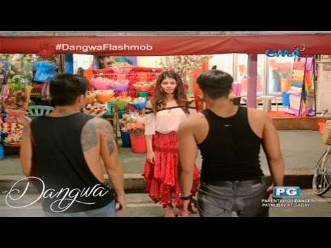 Dangwa: Ang dance-off