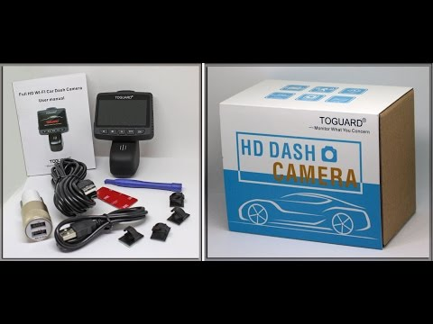 Stealth Dash Cam With WiFi And Full HD 1080P By TOGUARD Review