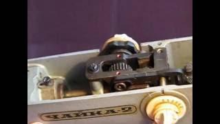 Чому машинка не шиє? Налагодження швейної машинки Чайка