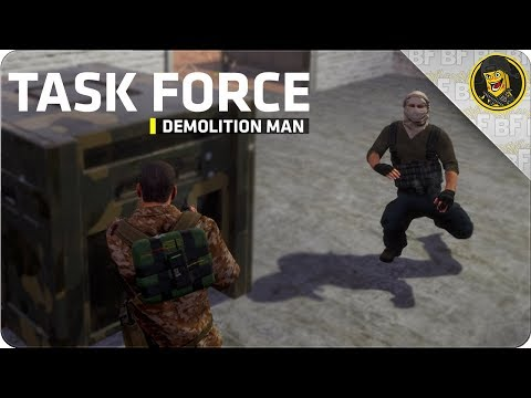 DEMOLITION MAN - NEW SOCOM 2018? (Task Force Alpha Gameplay)