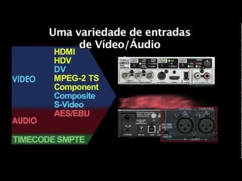 VC-30HD - Conversor de vídeo
