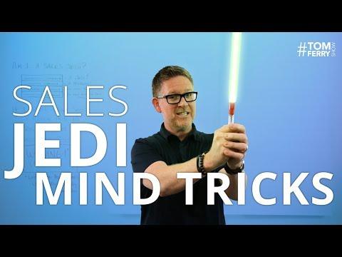 Sales Jedi Mind Tricks - Advanced Persuasion Tactics to Influence People | #TomFerryShow Episode 118