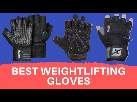 The Best Weightlifting Gloves Of 2020 Reviews