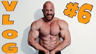 Diäten & hungern wie Bodybuilder - Oldschooldiet VLOG #6
