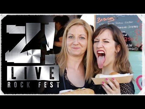 Z Live Rock Fest - Metal y fiesta en Zamora