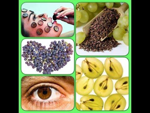 Beneficios de la Uva y sus Semillas
