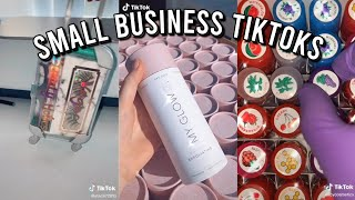 small business tiktoks 🌈🖌️| TikyToky Compilations
