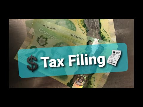 File🧾 Your Taxes💲 In Canada | International Students | Neeraj Canada | UFV