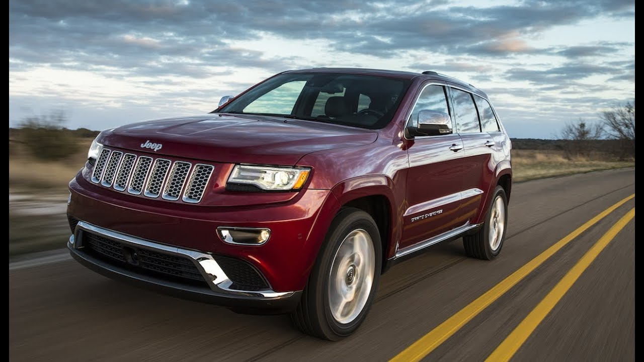 2014 Jeep Grand Cherokee Diesel 0 60 MPH First Drive Review: Jeep Week  Video # 5   YouTube