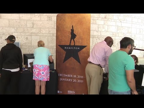 Broadway hit 'Hamilton' coming to South Florida