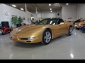 1998 Chevrolet Corvette 1 of 15 in Aztec Gold Paint & Engine Sound - My Car Story with Lou Costabile