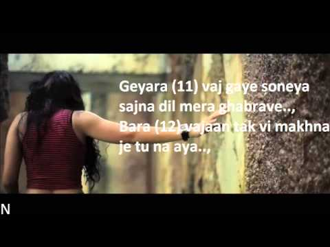 BOHEMIA - Lyrics of 'Adhi Rati' by...