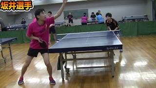 【鬼強な日本リーガー】ぐっちぃVS豊田自動織機 (愛知)スーパープレイ集【卓球知恵袋】Table Tennis japan leager