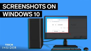 How To Screenshot Oฑ Windows — 4 Different Ways (2021)