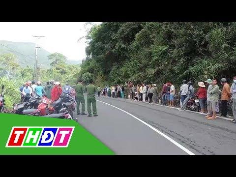 Giết người ở Bảo Lộc rồi mang vứt xác dưới vực đèo ở Bình Thuận   THDT