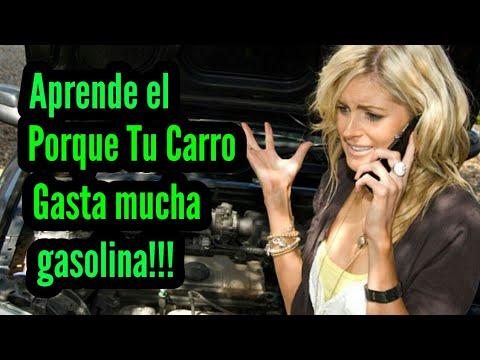 Aprende El Porque Tu Carro Gasta Mucha Gasolina!!!
