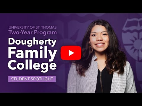 What is Dougherty Family College?