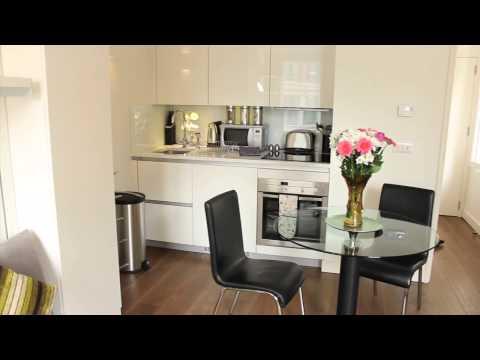 NEW: The City Serviced Apartments walkthrough tour - Boutique London Lets - The City, London